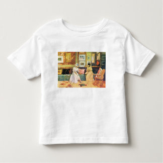 A friendly visit by William Chase Toddler T-shirt