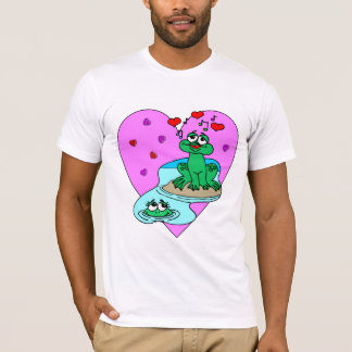 A Frogs In Love T-Shirt
