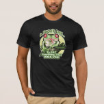 A Frog's Life - To eat anything that bugs you. T-S T-Shirt