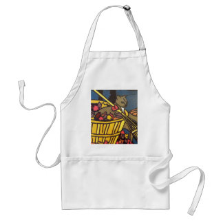A Frolic in the Autumn Mist Adult Apron
