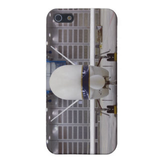 A front view of a Global Hawk unmanned aircraft Cover For iPhone SE/5/5s