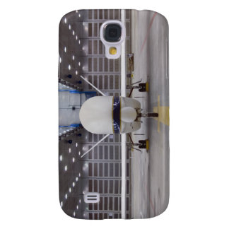 A front view of a Global Hawk unmanned aircraft Galaxy S4 Cover