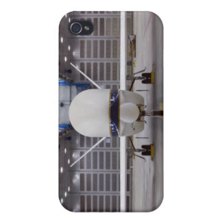 A front view of a Global Hawk unmanned aircraft iPhone 4 Covers
