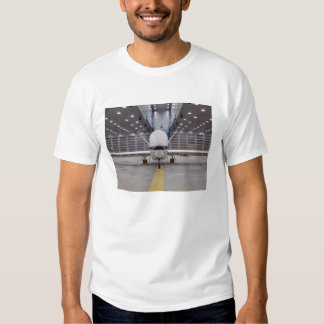 A front view of a Global Hawk unmanned aircraft T Shirt