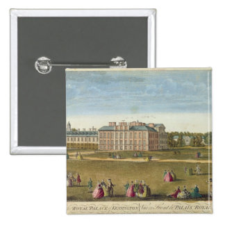 A Front View of the Royal Palace of Kensington Button