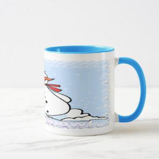 A Frosty Snowman Mug