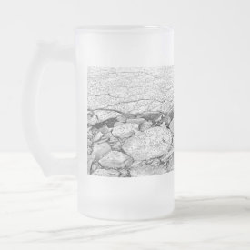 A Frozen Baltic Sea Of Ice on Glass or Mug mug