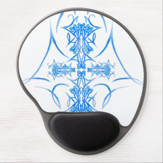 A Frozen Forest's Thorns Gel Mouse Pad