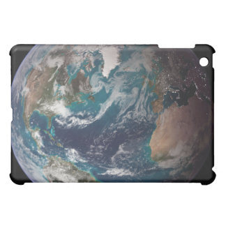 A full view of Earth showing global data 2 Case For The iPad Mini