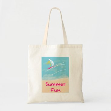 shorecliff A fun tote bag to show how much you love Summer