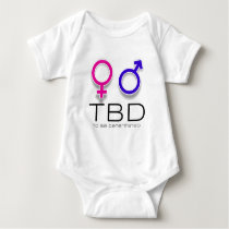 A fun way to announce you are having a baby. baby bodysuit