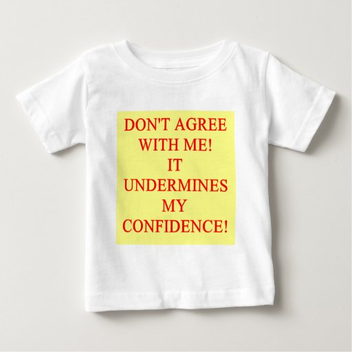 a funny divorce idea for you baby T-Shirt