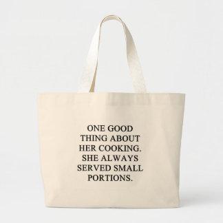 a funny divorce idea for you! canvas bag