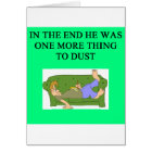 a funny divorce idea for you card