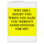 a funny divorce idea for you greeting cards