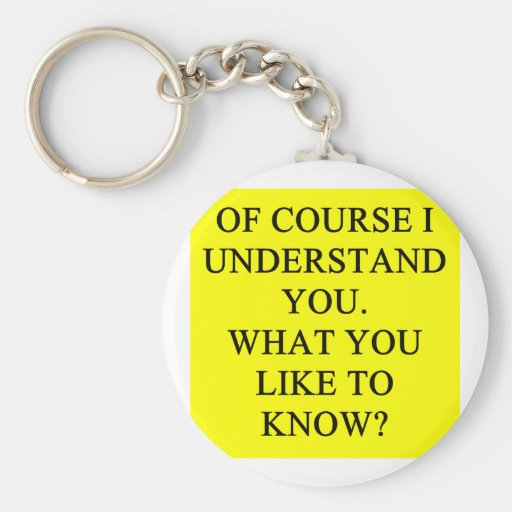 a funny divorce idea for you key chains
