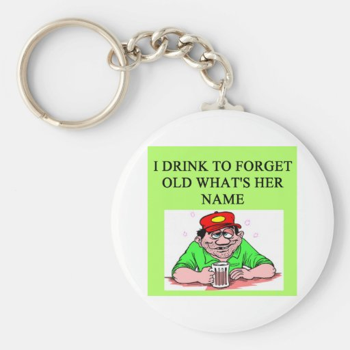 a funny divorce idea for you! key chains