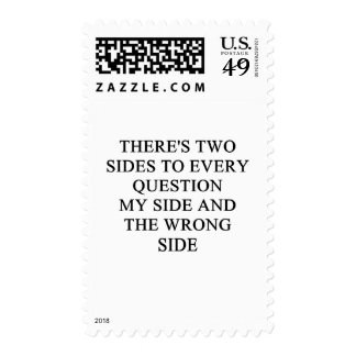 a funny divorce idea for you! stamp