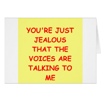 a funny joke for you greeting card