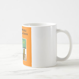 a funny math joke coffee mug