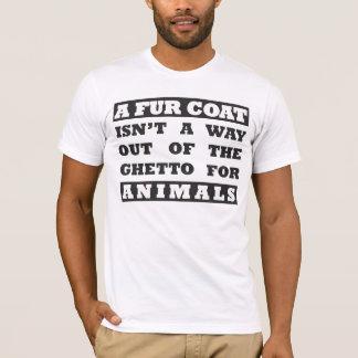 A fur coat T-Shirt