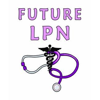 A Future LPN shirt