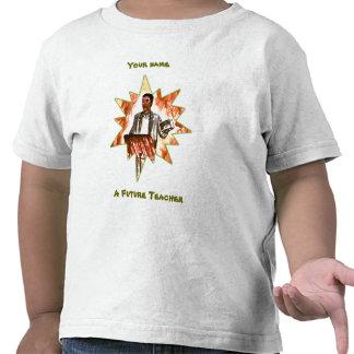 A  Future Teacher T Shirts