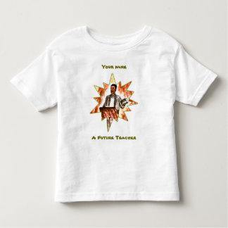 A  Future Teacher Toddler T-shirt