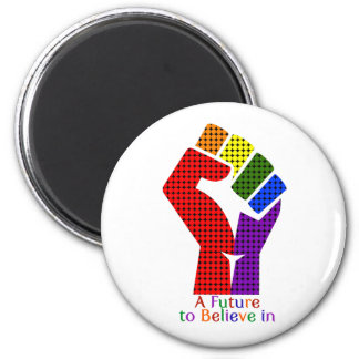 A Future to Believe in LGBT Magnet