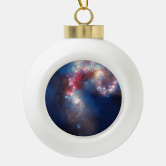 A Galactic Spectacle Ornament