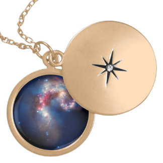A Galactic Spectacle Pendant