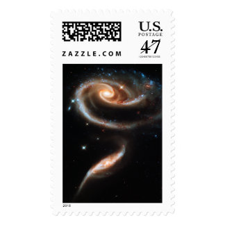A GALAXY FAR FAR AWAY (outer space) ~.jpg Postage