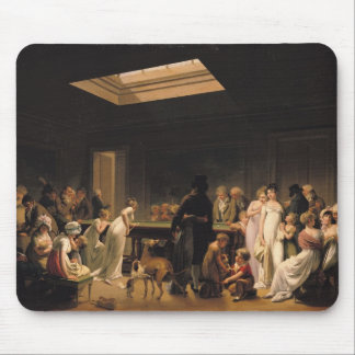 A Game of Billiards, 1807 Mouse Pad