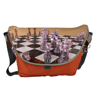 A Game of Chess Courier Bag