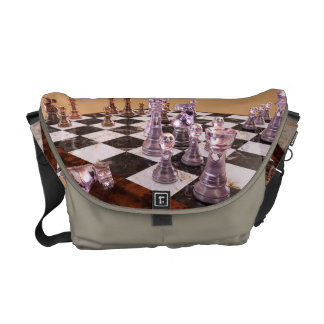 A Game of Chess Courier Bags