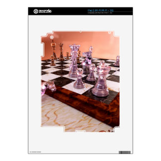 A Game of Chess Decal For The iPad 2