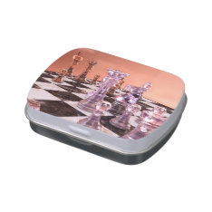 A Game of Chess Jelly Belly Tins at Zazzle