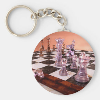 A Game of Chess Keychain