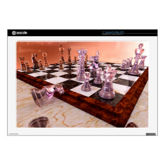 A Game of Chess Laptop Decals