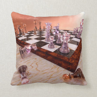 A Game of Chess Pillow