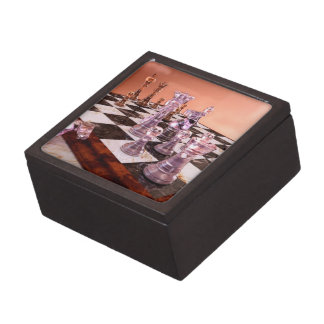 A Game of Chess Premium Jewelry Boxes