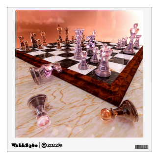A Game of Chess Wall Skins