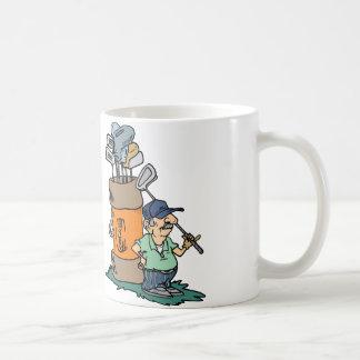A Game of golf mug
