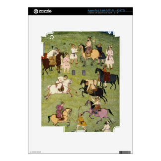 A Game of Polo, from the Large Clive Album iPad 3 Decal