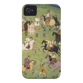 A Game of Polo, from the Large Clive Album iPhone 4 Cover