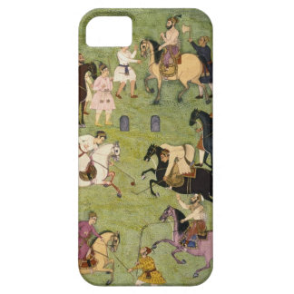 A Game of Polo, from the Large Clive Album iPhone SE/5/5s Case