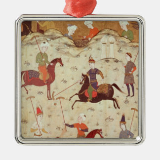 A Game of Polo Ornament