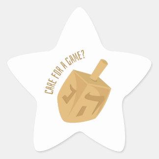 A Game Sticker