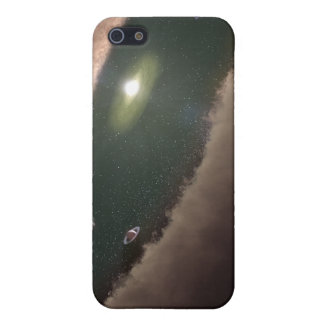 A gap in a protoplanetary, or planet-forming iPhone 5/5S cover