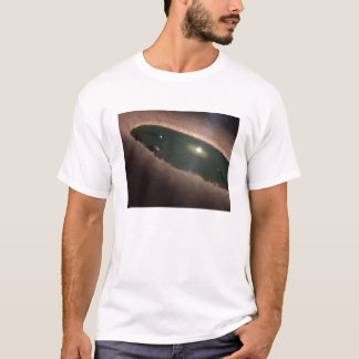 A gap in a protoplanetary, or planet-forming T-Shirt